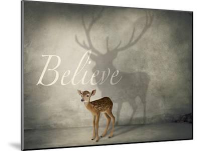 Believe #3-J Hovenstine Studios-Mounted Giclee Print