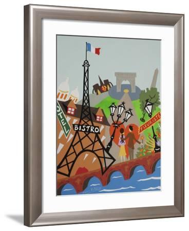 23COP-Pierre Henri Matisse-Framed Giclee Print