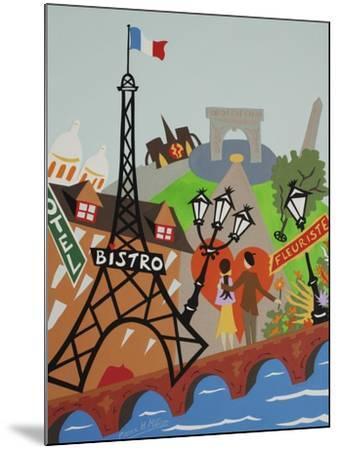 23COP-Pierre Henri Matisse-Mounted Giclee Print