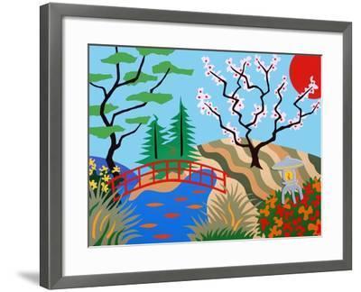 3CO-Pierre Henri Matisse-Framed Giclee Print