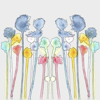 Wildflowers-Tammy Kushnir-Framed Giclee Print