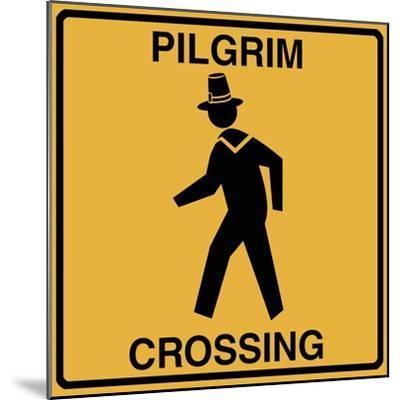 Pilgrim Crossing-Tina Lavoie-Mounted Giclee Print