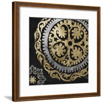 Glitterfish IV-Color Bakery-Framed Giclee Print