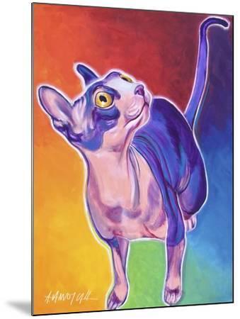 Cat - Bree-Dawgart-Mounted Giclee Print