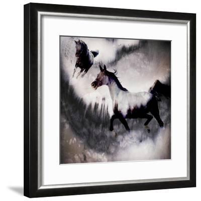 Black Mare - Dream 3-LightBoxJournal-Framed Giclee Print