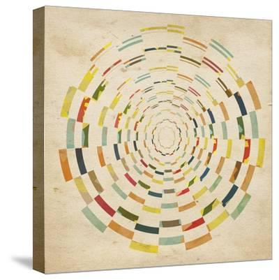 The Wheel-Tammy Kushnir-Stretched Canvas Print