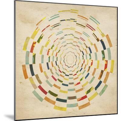 The Wheel-Tammy Kushnir-Mounted Giclee Print