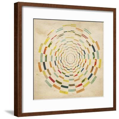 The Wheel-Tammy Kushnir-Framed Giclee Print