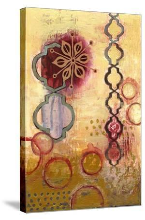 Wonderwall 3-Rachel Paxton-Stretched Canvas Print