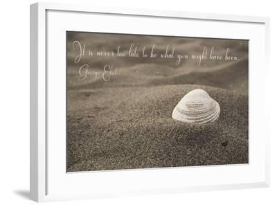 Never Too Late-Tina Lavoie-Framed Giclee Print
