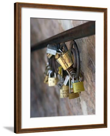 Love Locks-Toula Mavridou-Messer-Framed Photographic Print