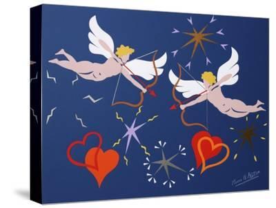 50CO-Pierre Henri Matisse-Stretched Canvas Print
