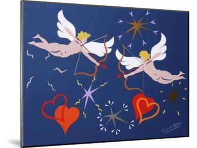50CO-Pierre Henri Matisse-Mounted Giclee Print