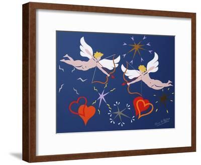 50CO-Pierre Henri Matisse-Framed Giclee Print