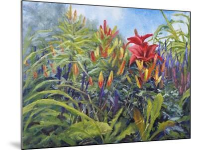 Plants-Rusty Frentner-Mounted Giclee Print