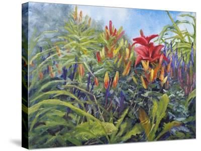 Plants-Rusty Frentner-Stretched Canvas Print