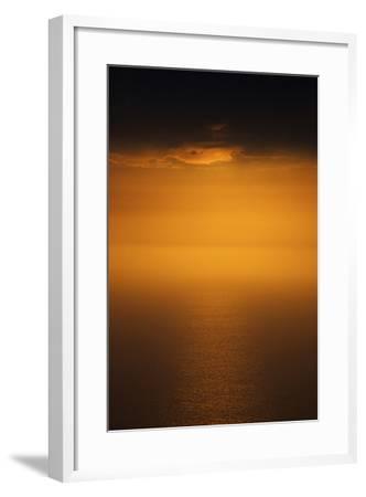 Palso Verdes Sunset 4-Toula Mavridou-Messer-Framed Photographic Print