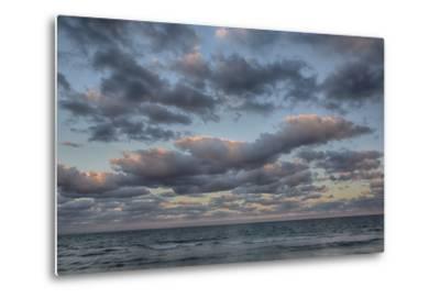 Seascape 1-Rob Lang-Metal Print