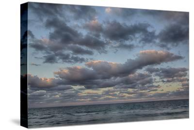Seascape 1-Rob Lang-Stretched Canvas Print