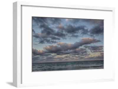 Seascape 1-Rob Lang-Framed Photographic Print