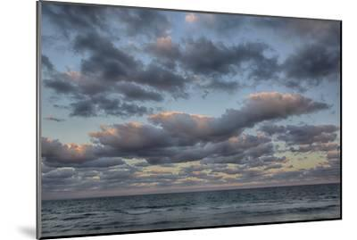 Seascape 1-Rob Lang-Mounted Photographic Print