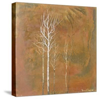 Trees-Trevor V. Swanson-Stretched Canvas Print