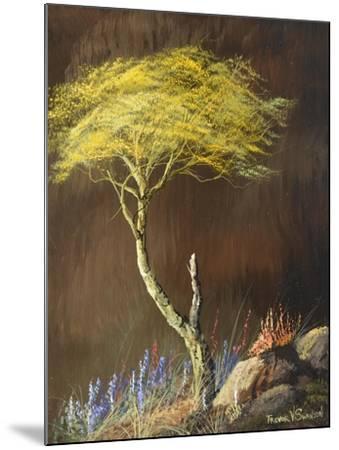Desert Riot-Trevor V. Swanson-Mounted Giclee Print