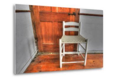 House Corner Chair-Robert Goldwitz-Metal Print