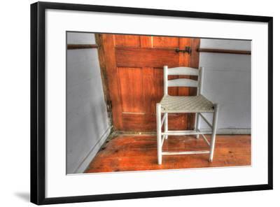 House Corner Chair-Robert Goldwitz-Framed Photographic Print