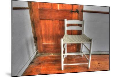 House Corner Chair-Robert Goldwitz-Mounted Photographic Print