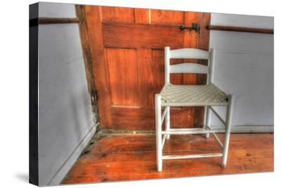 House Corner Chair-Robert Goldwitz-Stretched Canvas Print