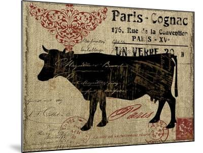 Paris Farms I-Color Bakery-Mounted Giclee Print