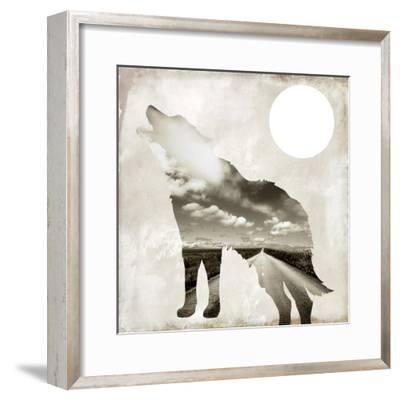 Going Wild IV-Color Bakery-Framed Giclee Print