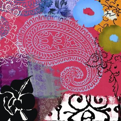 Bali III-Color Bakery-Framed Giclee Print