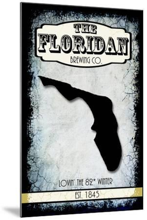 States Brewing Co Flordia-LightBoxJournal-Mounted Giclee Print