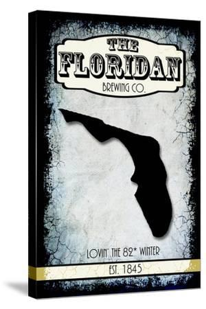States Brewing Co Flordia-LightBoxJournal-Stretched Canvas Print