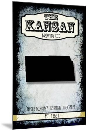 States Brewing Co Kansas-LightBoxJournal-Mounted Giclee Print