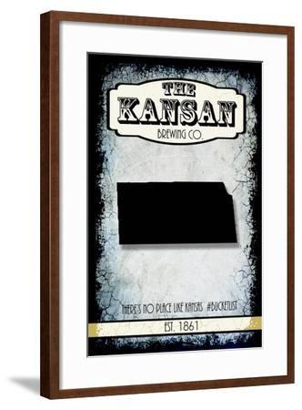 States Brewing Co Kansas-LightBoxJournal-Framed Giclee Print