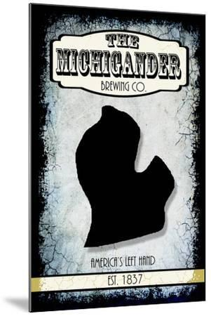 States Brewing Co Michigan-LightBoxJournal-Mounted Giclee Print
