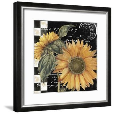 Late Summer II-Color Bakery-Framed Giclee Print