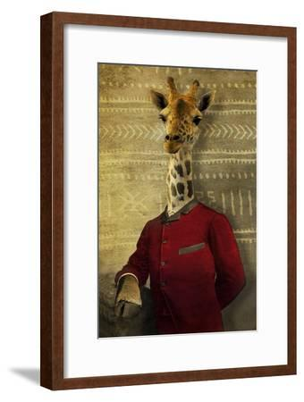 Finding His Roots-J Hovenstine Studios-Framed Giclee Print
