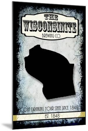 States Brewing Co Wisconsin-LightBoxJournal-Mounted Giclee Print