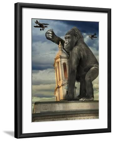 Kong-J Hovenstine Studios-Framed Giclee Print