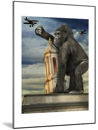Kong-J Hovenstine Studios-Mounted Giclee Print