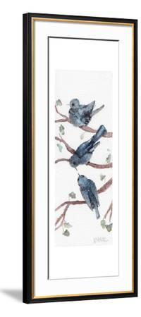 Three Birdies-Wyanne-Framed Giclee Print