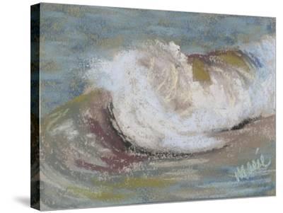Wave Portrait No. 21-Marie Marfia Fine Art-Stretched Canvas Print