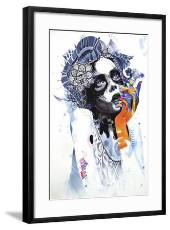 The Dream-Minjae-Framed Giclee Print
