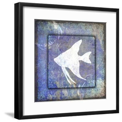 Beach House Fish-LightBoxJournal-Framed Giclee Print