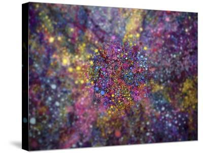 Clarity of Insight-MusicDreamerArt-Stretched Canvas Print