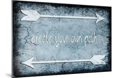 Choose Path-LightBoxJournal-Mounted Giclee Print